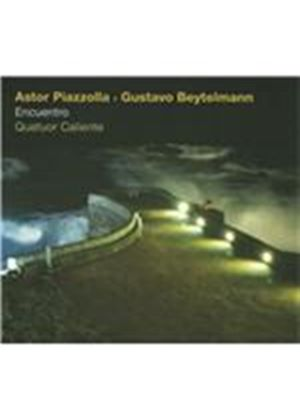 Various Artists - Astor Piazzolla, Gustavo Beytelmann (Encuentro) (Music CD)