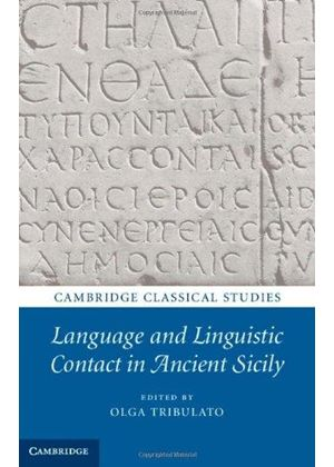 Language And Linguistic Contact In Ancient Sicily