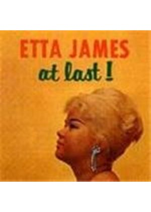 Etta James - At Last [Remastered] (Music CD)