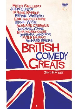 British Comedy Greats: A Home of Your Own / San Ferry Ann / Simon Simon
