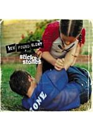 A New Found Glory - Sticks And Stones (Music CD)