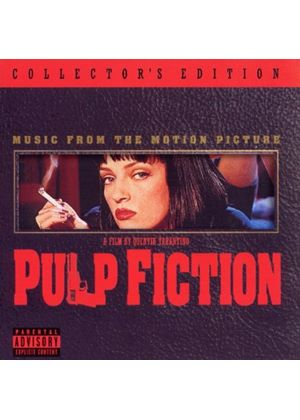 Original Soundtrack - Music From The Motion Picture Pulp Fiction (Music CD)