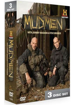Mud Men With Johnny Vaughan