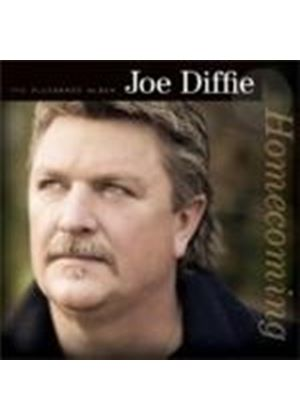 Joe Diffie - Homecoming (The Bluegrass Album) (Music CD)