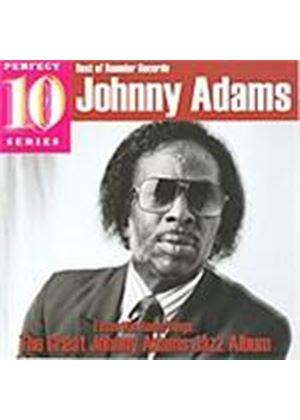 Johnny Adams - Great Johnny Adams Jazz Album, The (Music CD)