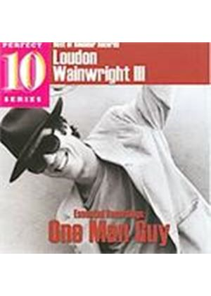 Loudon Wainwright III - One Man Guy (Music CD)