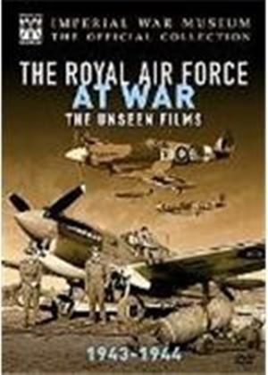 RAF At War - Unseen Films - 1943 To 1944