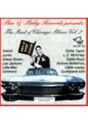 Various Artists - Bea & Baby Records Present The Best Of Chicago Blues Vol.2 BLUE