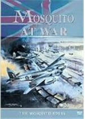 MOSQUITO AT WAR               (DVD)