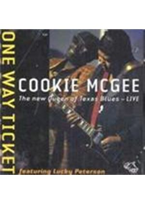 Cookie McGee - One Way Ticket (Music CD)