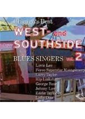 Various Artists - Chicago's Best West And South Side Blues Singers Vol.2