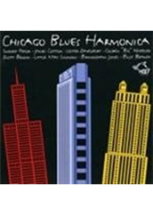 Various Artists - Chicago Blues Harmonica