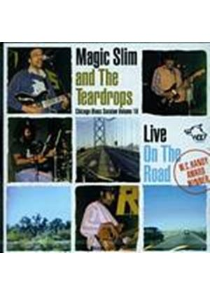 Magic Slim - Live On The Road (Music CD)