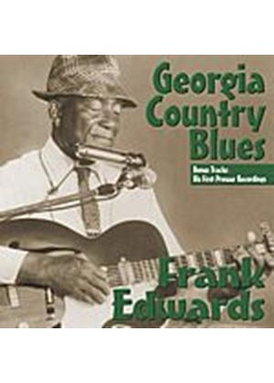 Frank Edwards - Georgia Country Blues (Music CD)