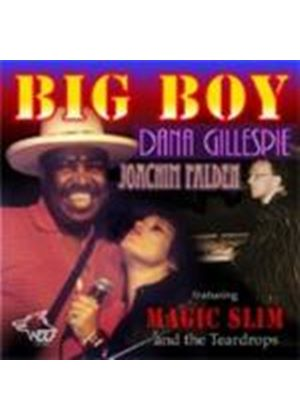 Dana Gillespie And Joachim Palde - Big Boy