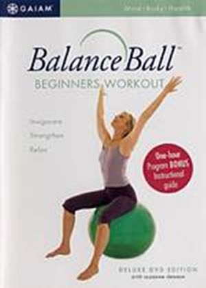 Balance Ball - Beginners Workout