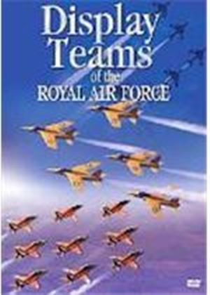 Display Teams Of The Royal Airforce