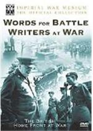 Britain's Home Front At War - Words For Battle