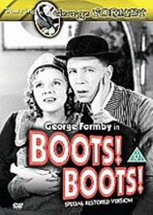 George Formby - Boots! Boots!