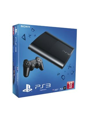 Sony PlayStation 3 12GB Super Slim Console