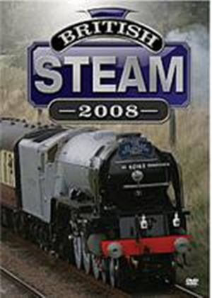 British Steam 2008
