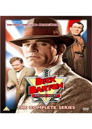 Dick Barton - Special Agent: The Complete Series