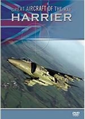 Great Air Craft Of The Raf - The Harrier