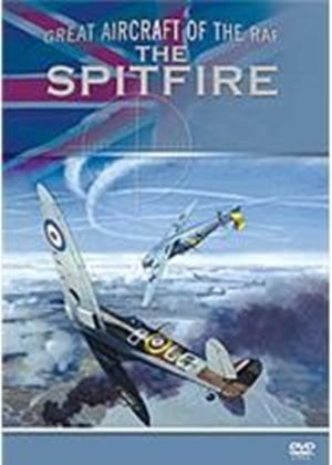Great Air Craft Of The Raf - The Spitfire