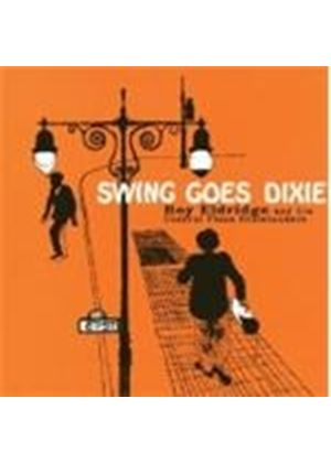 Roy Eldridge - Swing Goes Dixie (Music CD)