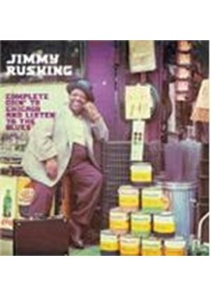 Jimmy Rushing - Complete Goin' to Chicago and Listen to the Blues (Music CD)