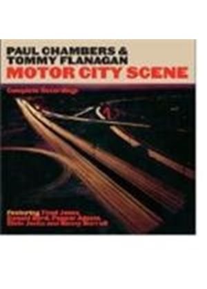 Paul Chambers - Motor City Scene (Complete Recordings) (Music CD)