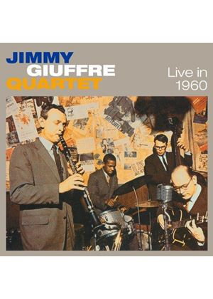 Jimmy Giuffre Quartet - Live in 1960 (Music CD)