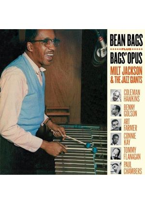 Jazz Giants - Bean Bags + Bags' Opus (Music CD)