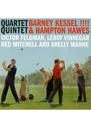 Barney Kessell - Four! + extra tracks + Quintet Sessions (Music CD)