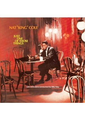 Nat King Cole - Just One of Those Things (Music CD)
