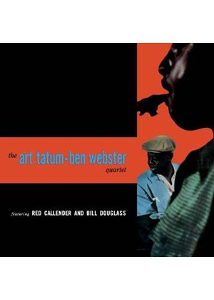 Art Tatum - Art Tatum-Ben Webster Quartet (Music CD)