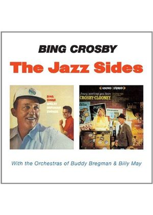 Bing Crosby - Jazz Sides/Bing Sing/ Fancy Meeting You Here (Music CD)