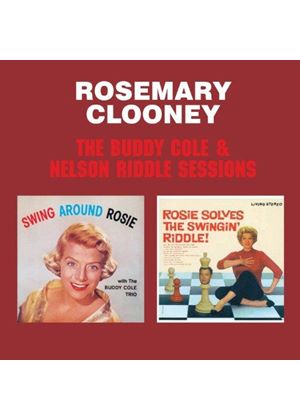 Rosemary Clooney - Buddy Cole and Nelson Riddle Sessions (Music CD)