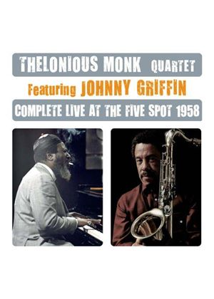 Johnny Griffin - Complete Live at the Five Spot 1958 (Live Recording) (Music CD)