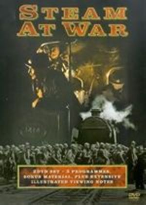 Steam At War (Two Discs)
