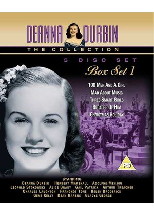 Deanna Durbin The Collection Box Set Vol 1