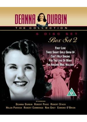 Deanna Durbin The Collection Box Set Vol 2