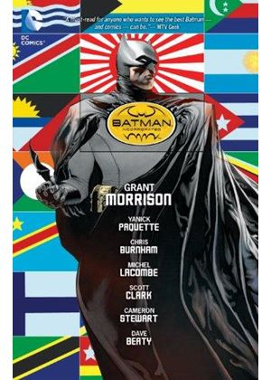 Batman Incorporated (the New 52)