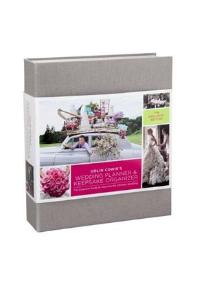 Colin Cowies Wedding Planner & Keepsake Organizer: The Exclusive Edition