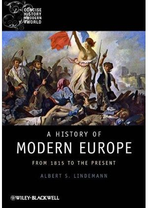 History Of Modern Europe