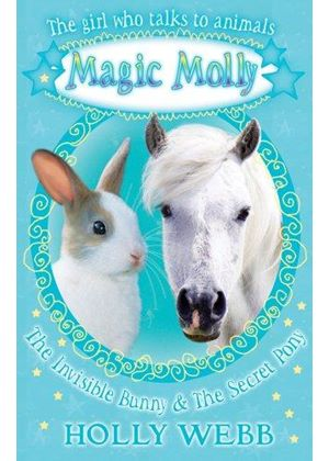 Invisible Bunny And The Secret Pony