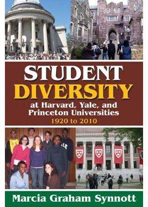 Student Diversity At Harvard, Yale And Princeton Universities