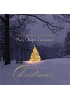 Mary Chapin Carpenter - Come Darkness Come Light (Twelve Songs Of Christmas) (Music CD)