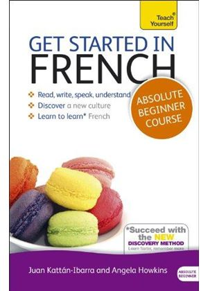 Teach Yourself Get Started In Beginners French
