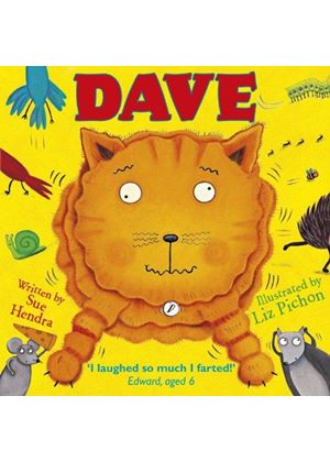 Dave: The Farting Cat